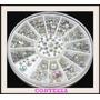 Carrete Piedra Cristal Decoracion Uñas Manicure Acrilico