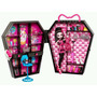 Draculaura Set Monster High Locker Closet
