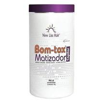 New Liss Hair Botox Matizador O Que Faltava No Mercado