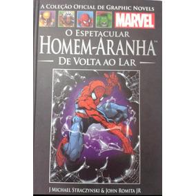 Encadernado Homem-aranha - De Volta Ao Lar (salvat/marvel)