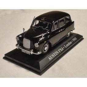 Taxi Austin Fx4-london 1965 1/43 Altaya/ixo