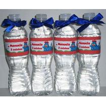 50 Rotulos Garrafinha Agua Mineral Personalize Todos Ostemas