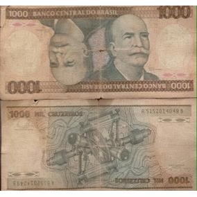 Notas De Mil Cruzeiros