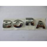 Vw Emblema Trasero De Bora 2005-2010 Nuevo Original