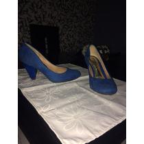 Zapatos Altos Bonitos Usados