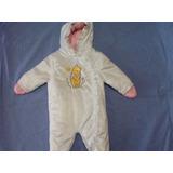 Disney Baby Macacao Felpudinho 6 Meses Urso Pooh Original