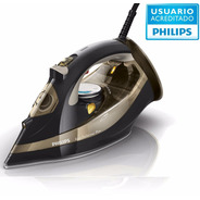 Plancha A Vapor Philips 2600w High-end Con Base Gc4527