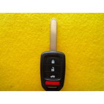 Carcasa Llave Control Honda Accord Civic C R- V Envio Gratis