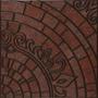 Cerámica Para Piso - Terra Negro- 45x45 -primera Calidad-