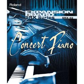 Placa Expansão Roland Srx 02 Concert