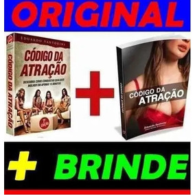 Livro Digital (ebook) Código Da Atração (completo) + Brinde