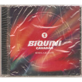 Cd Biquini Cavadão - Roda Gigante ( Lacrado ) 2013 Warner