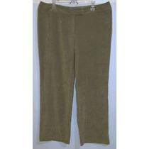 Pantalon Dama Extra 18/2xl/42 Kaki Stretch Envio Gratis
