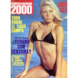 Revista Radiolandia 2000 Poster Adriana Brodsky 1983