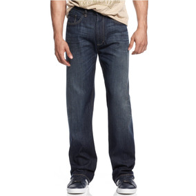 Sean John Pantalon Jeans Mezclilla Hombre 30 Relaxed Ham