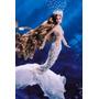 Barbie Enchanted Mermaid Sereia Doll Collector Fashion Moda