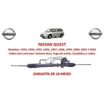 Caja Direccion Hidraulica Cremallera Nissan Quest 1996