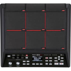 Bateria Eletronica Roland Spd Sx Sampling Pad