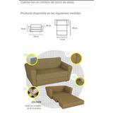 Sofa Cama Mussa Hipnos Distribuidor Directo