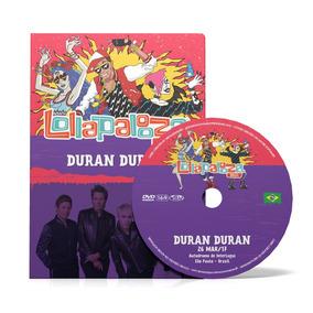 Duran Duran Dvd Lollapalooza Brazil 2017 Full A-ha The Cure