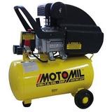 Compressor De Ar 7,6pes 24 Litros Monofásico 220v 2,0cv
