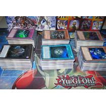 Yu-gi-oh!: Lote De 212 Cards Originais!