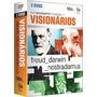 Dvd Biografia Visionários - Freud, Darwin E Nostradamus Orig