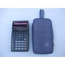 Calculadora Texas Instruments Ti Business Analyst Vintage
