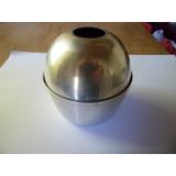 Molde Aluminio Cenefa Fanal Esfera 8 Cm Para Fabricar Velas