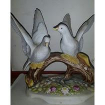 Estatuitas Porcelana Japonesa De Primera