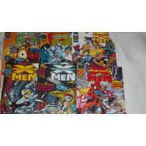 Comics Clasicos X-men Flipbook