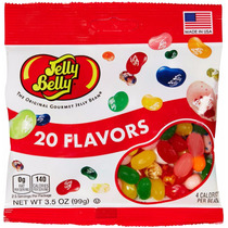 Jelly Belly Beans 20 Sabores Surtidos 99gr, Dulceria