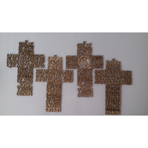 Cruces Mdf De 15 Cm