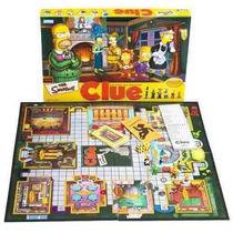 Clue Version Simpsons Juguetería El Pehuén
