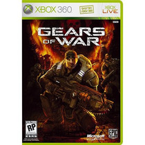 Gears Of War Xbox 360 Midia Fisica Original