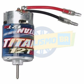 Traxxas 3785 Motor Titan 550 12t Rustler Stampede