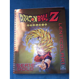 Trading Cards Dragon Ball Z Coleccion De Oro