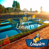 Lona 10x4,5 M Lago Tanque Ornamental Capa Manta Piscina Casa