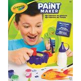 Crayola - Fábrica De Tintas Paint Maker