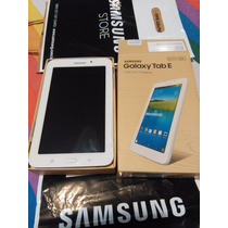 Samsung Galaxy Tab E Tabla Negociable