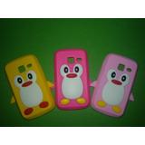 Capa Pinguim Samsung Galaxy Y Duos S6102 + Pelicula + Frete