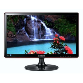 Monitor Led 19 Samsung Sa300 Widescreen Rma Lcd 0