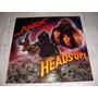 Ep Raven - Heads Up! 1st Press 91 Importado Speed Nwobhm
