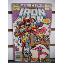 Iron Man Anual 11 En Ingles Marvel Comics