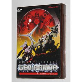 Geo Armor Kishin Corps Serie De Anime Dvd Original Importada
