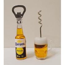 Combo Destapadores Botella - Chop - Cerveza - Personalizado
