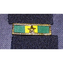 Barreta Militar : Medalha Militar De Bronze (10 Anos)