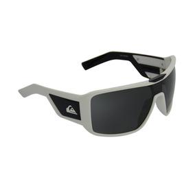 Óculos Masculino Quiksilver Mackin Black White