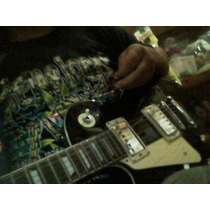 Guitarra Mirrs Modelo Les Paul Zurda Impecable