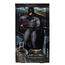 Batman Barbie Etiqueta Negra Batman Vs Superman Edicion